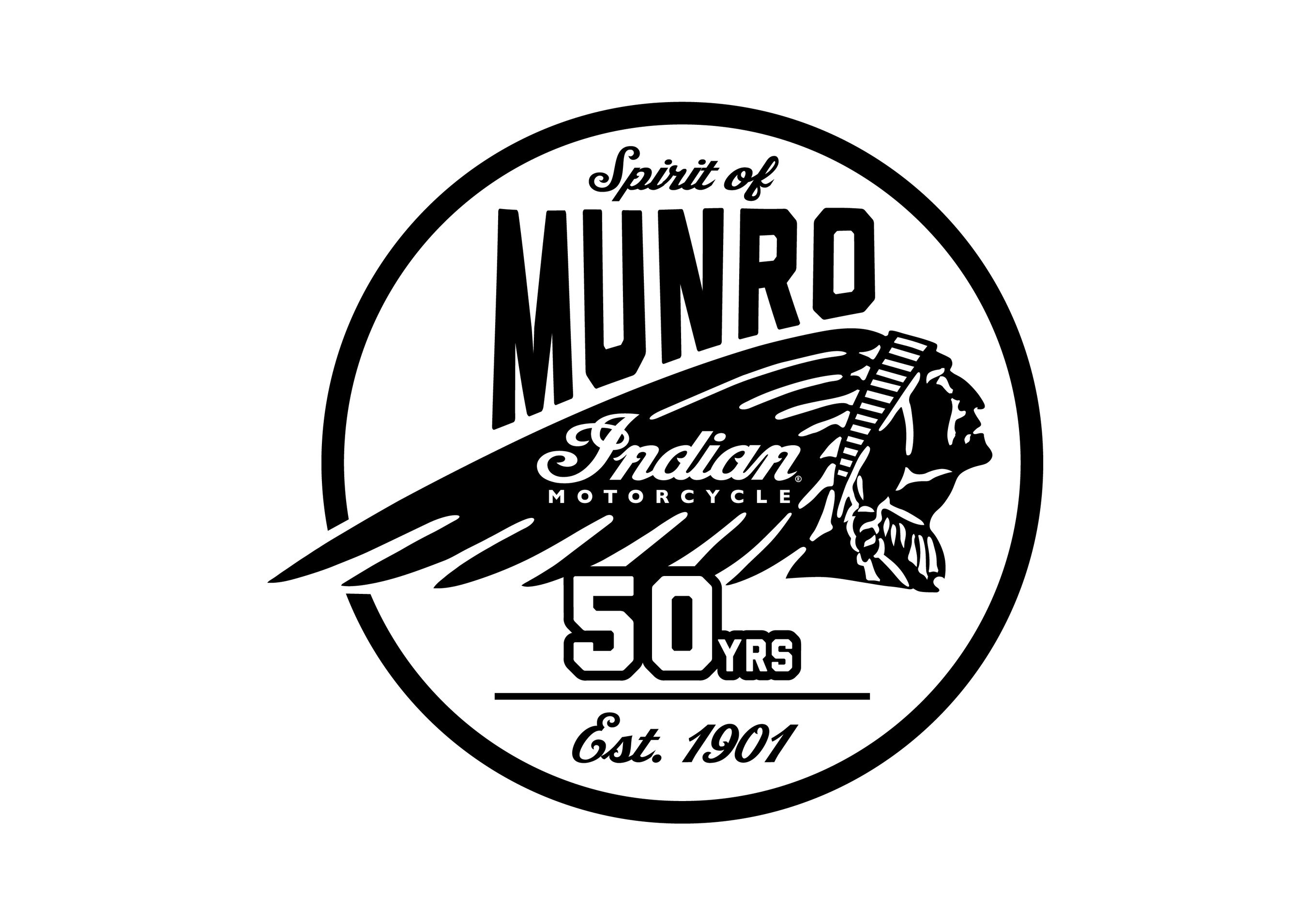 Indian Motorcycle Pays Tribute To The 50Th Anniversary Of