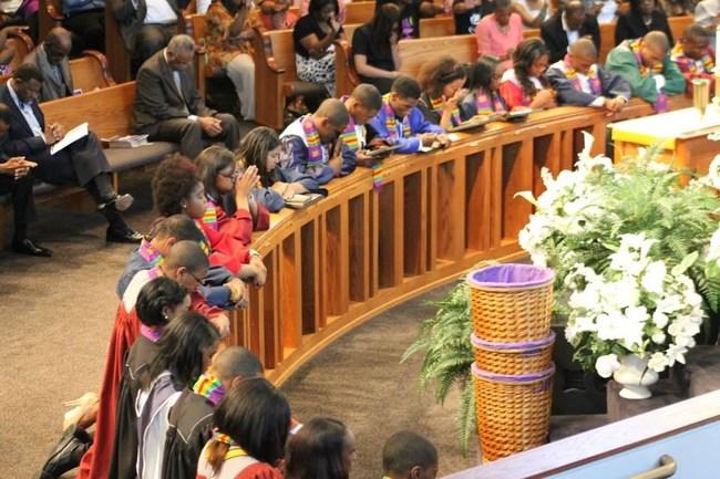 Turner Chapel AME Church High School Graduation Celebration Worship Service - Sunday, May 28, 2017