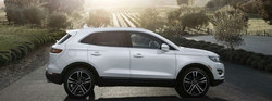 Versatility, capability and luxury available in 2017 Lincoln MKC and 2017 Lincoln MKX