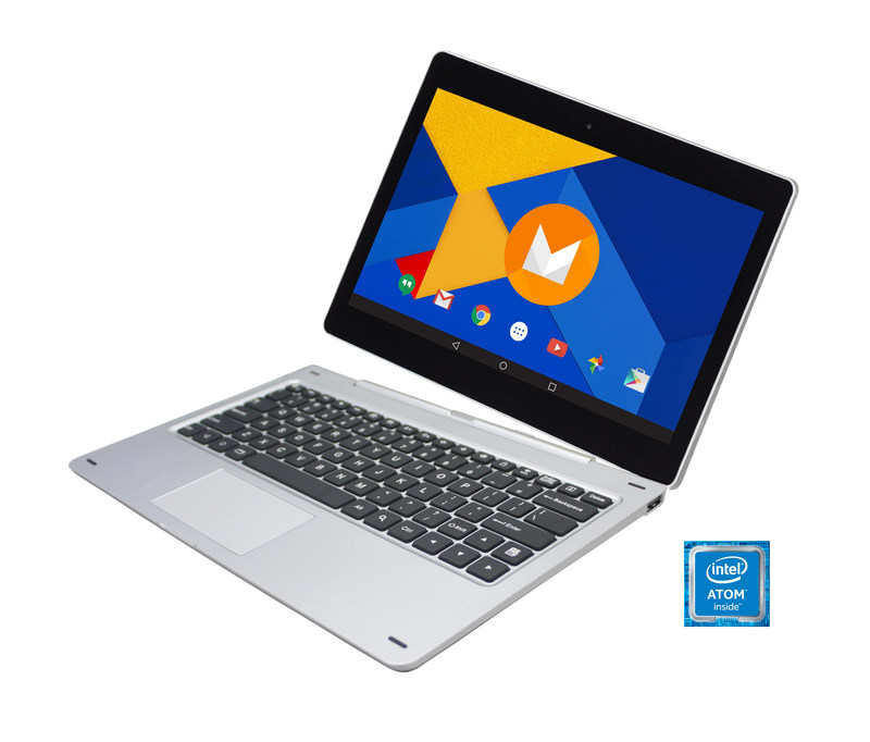 E FUN's Nextbook Ares 11A tablet with Android OS fits almost seamlessly into any application, making it a great computing companion for any-age graduate