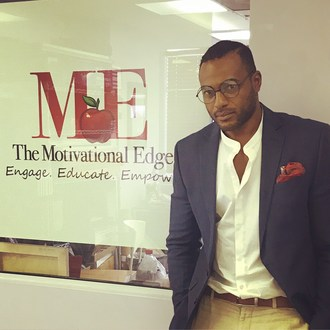 Former NFL Player Larry Johnson is Ready to Impact Youth as he Teams Up with The Motivational Edge As Chairman of the Edge Ambassadors