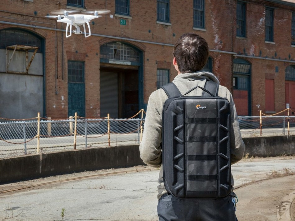 New DroneGuard packs enable you to take your favorite drones anywhere easily.