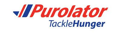 Purolator Tackle Hunger (CNW Group/Purolator Inc.)