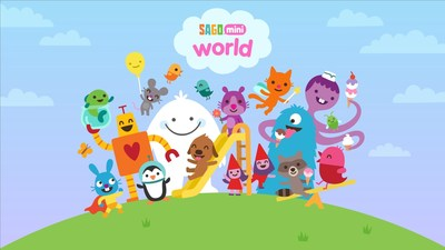 Spark Imagination Wherever You Go with the Launch of Sago Mini World