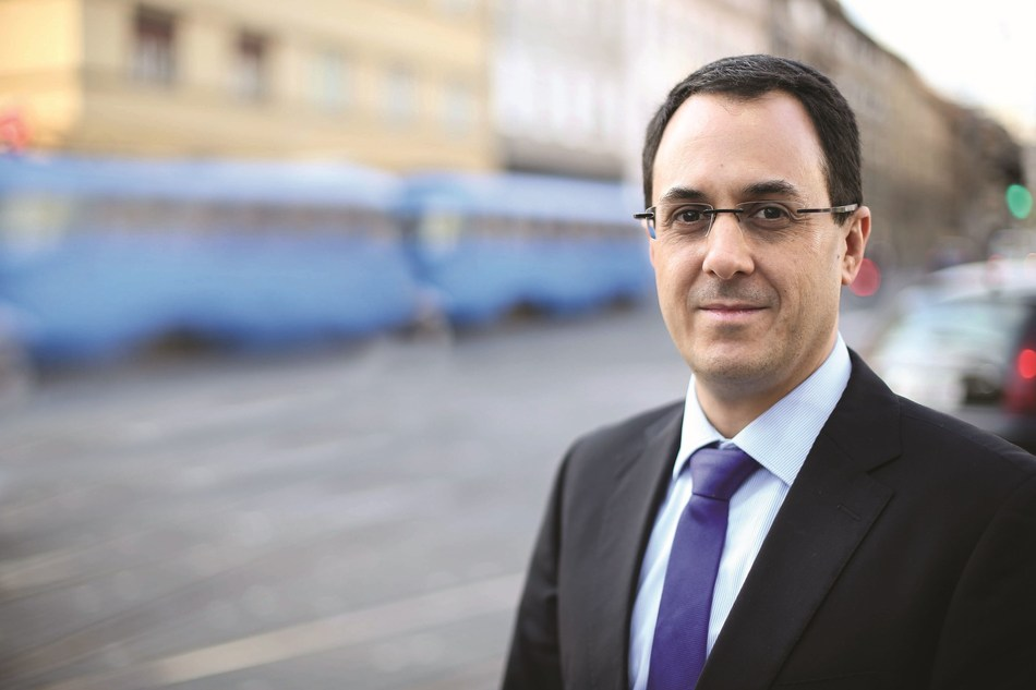 Gadi Oron- CISAC Director General (PRNewsfoto/CISAC)