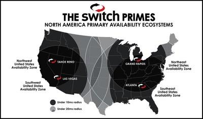 Switch Announces Massive PRIME Data Center Campus in Atlanta