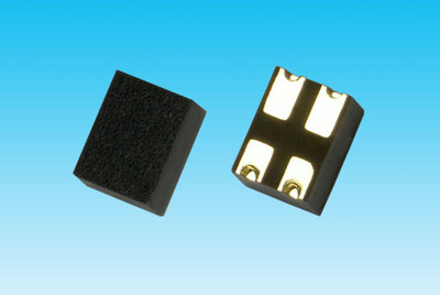 Toshiba's new 60 and 100V photorelays feature the industry's smallest mounting area.