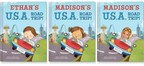 New Personalized Road Trip Book Offers Solution to Children's Failing Education in Geography