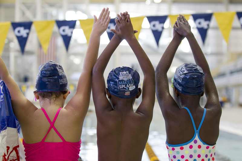USA Swimming Foundation Announces 5-10% Increase in Swimming Ability Among U.S. Children