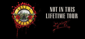 Guns N' Roses To Continue Thrilling Fans With Newly Added North American Stops On The Not In This Lifetime Tour