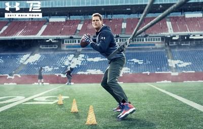 Under Armour Tom Brady Asia Tour