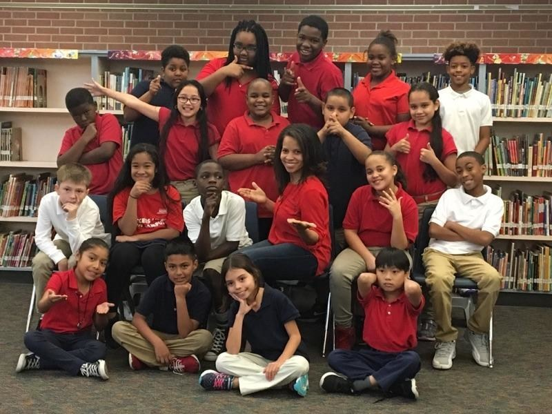 Teachers receiving top honors from Mister Car Wash in 2017 include Mrs. Calvert, a fourth grade DECA teacher (pictured with her class) at Klenk Elementary School in Houston, Tex. From more than 1,000 nominations, Mister Car Wash awarded ten teachers grand prizes that included a $500 grant for their classroom plus a complimentary annual Unlimited Wash Club® pass. Every nominee received a letter of appreciation and a complimentary platinum car wash pass.