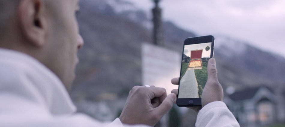 Seek allows users to engage with brands and win free product through the use of cutting edge augmented reality technology