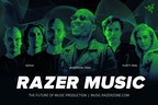 Razer Music Teams With Grammy Nominated Artist Anderson .Paak And Musical Innovators Purity Ring, Noisia, Feed Me And Wondagurl