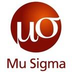 Mu Sigma Logo (PRNewsfoto/Mu Sigma Business Solutions Pvt)