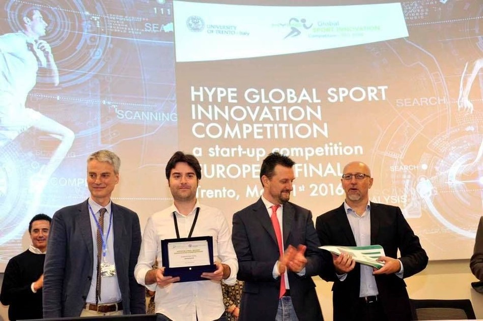 HYPE Foundation's Sports Innovation (SPIN) FINAL competition is coming to Cardiff (PRNewsfoto/HYPE Foundation)