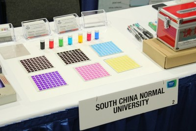 South China Normal University Announces Latest Achievements in Color Video Electronic Paper