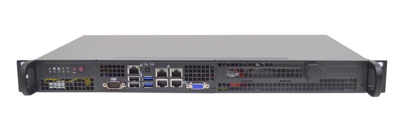 GT102 - 4 Port Front I/O Firewall Platform
