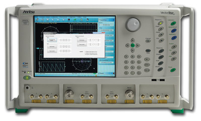 Anritsu Company introduces the Universal Fixture Extraction (UFX) option for its VectorStar® vector network analyzers (VNAs) that was developed to address the design challenges associated with the high-frequency, high data rate requirements of 4G and emerging 5G systems, as well as backhaul and data centers