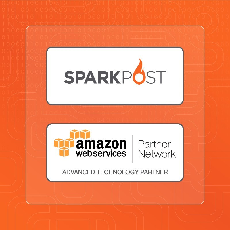 SparkPost Named AWS Partner Network Advanced Technology Partner (www.sparkpost.com)