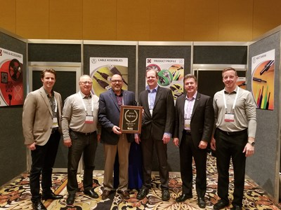 Qualtek Names Digi-Key 2016 Distributor of the Year