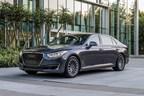 2017 Genesis G90 Named New England Motor Press Association's Best Luxury Winter Vehicle