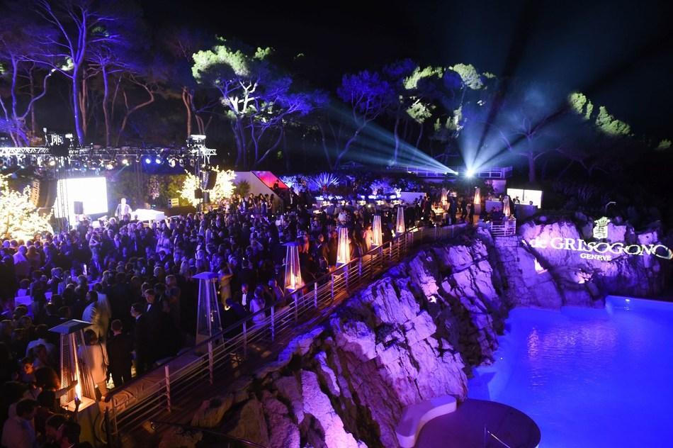 de GRISOGONO Cannes 2017 afterparty (PRNewsfoto/de GRISOGONO)