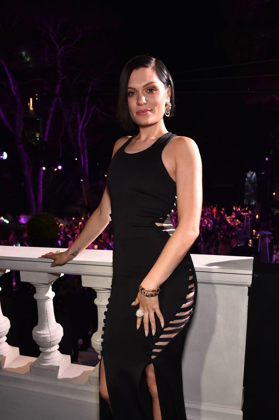 de GRISOGONO Cannes 2017 Jessie J (PRNewsfoto/de GRISOGONO)