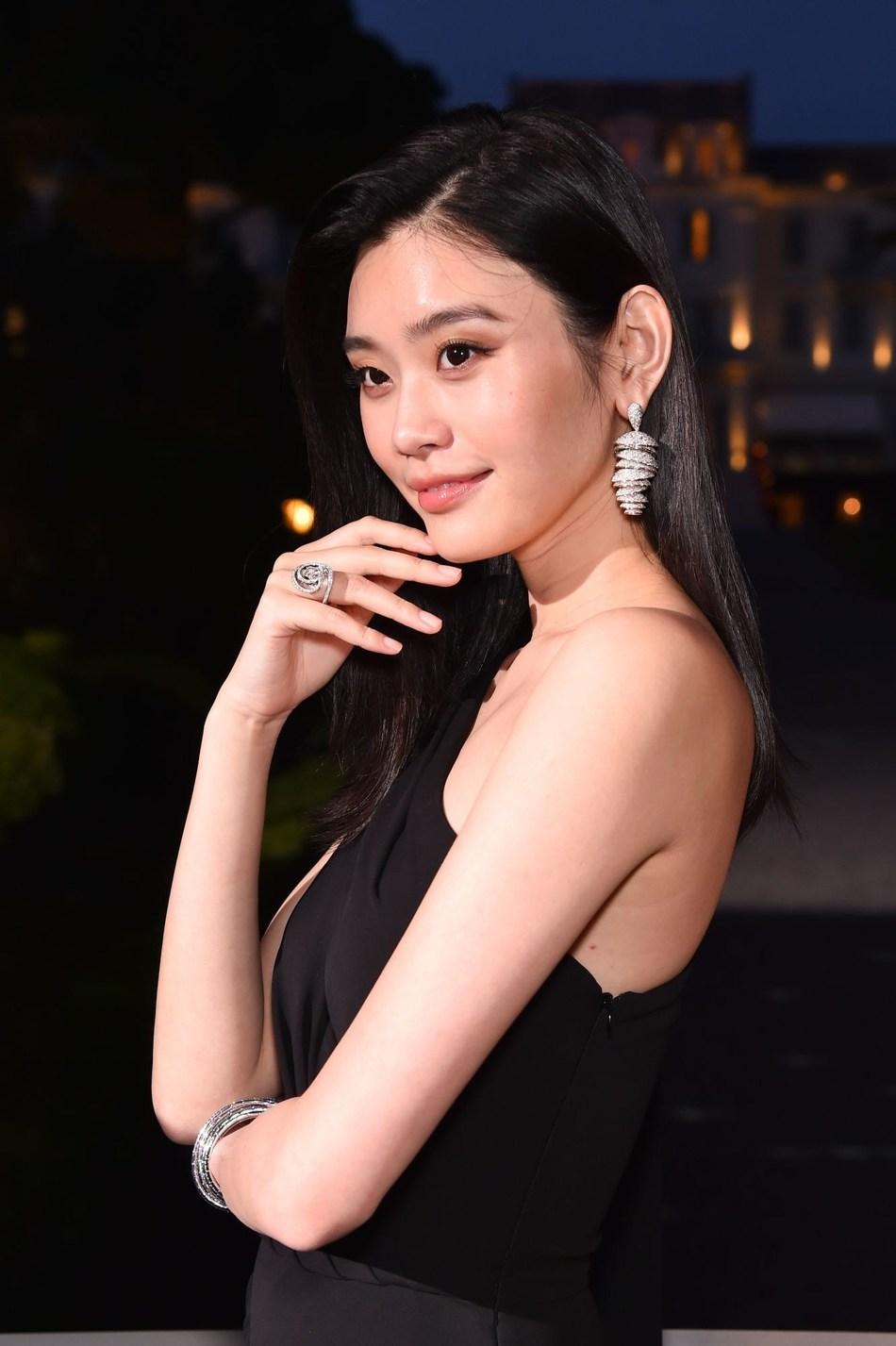 de GRISOGONO Cannes 2017 Ming Xi (PRNewsfoto/de GRISOGONO)