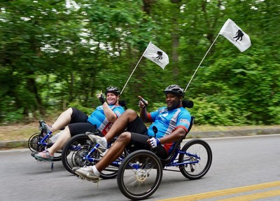 Wounded Warrior Project shares highlights and stories from veterans attending cycling events and Soldier Ride.