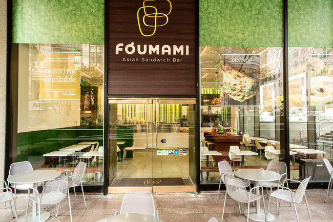 Fóumami in Boston, MA