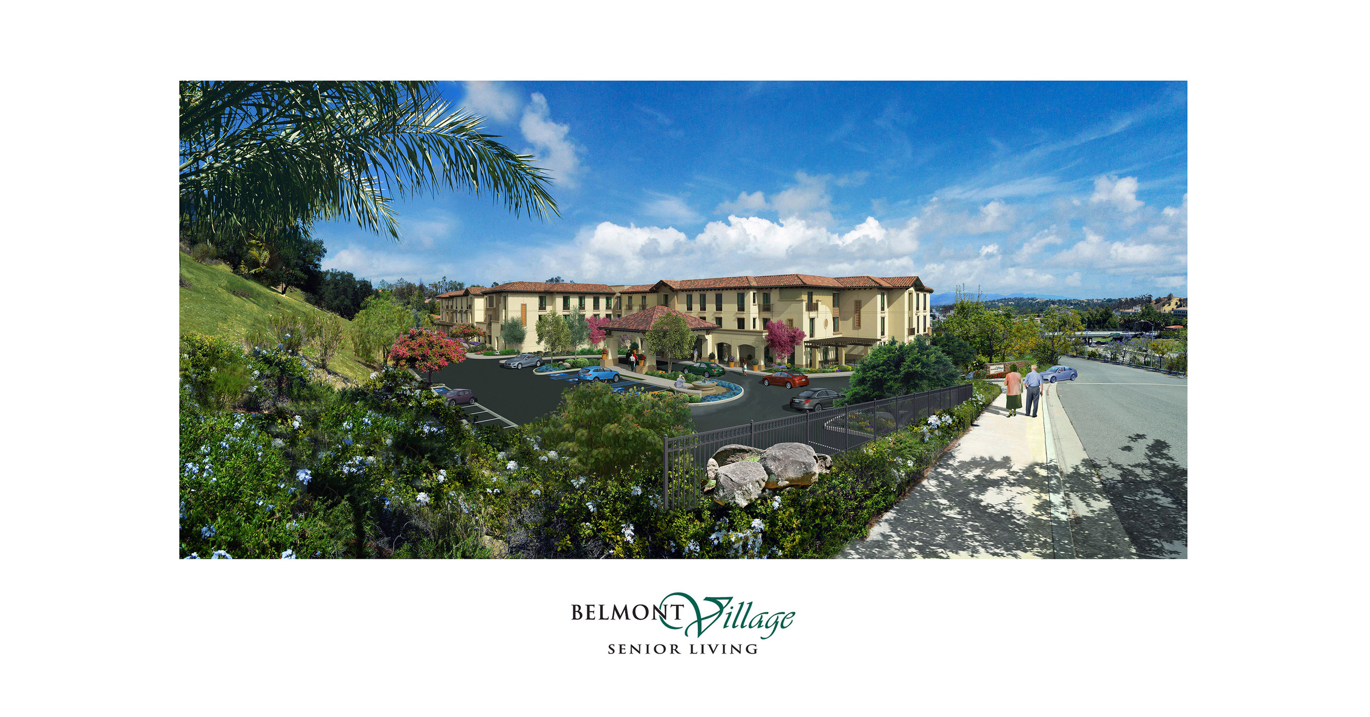 Belmont Village Calabasas Achieves Major Construction