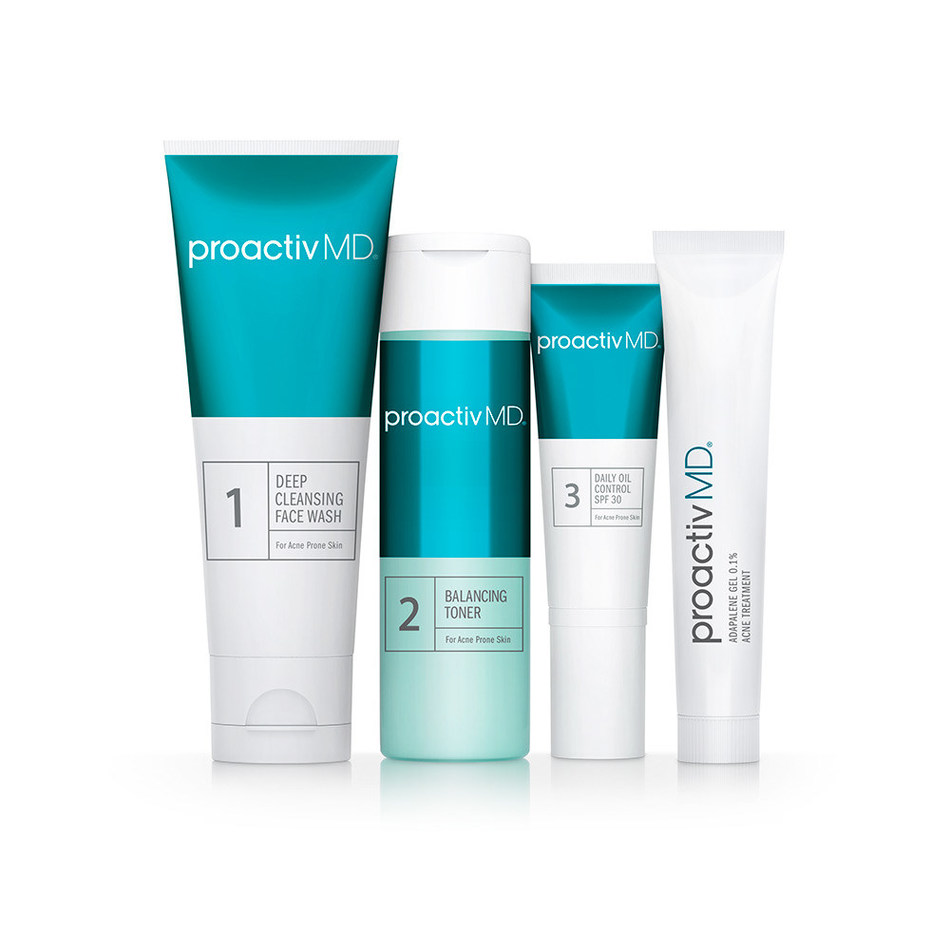 Proactiv®, America's #1 acne brand, continues to solidify its spot at the forefront of skincare technology with the launch of its latest innovation: ProactivMD®
