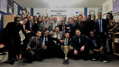 Aspire Canada outperforms the competition to win their first Campaign Cup for their outstanding sales performance during Q1 2017.