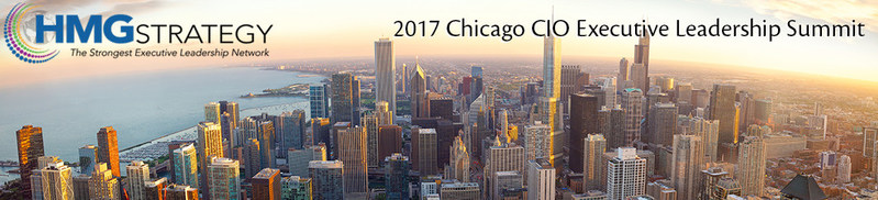 Register today for the 2017 Chicago CIO Executive Leadership Summit! http://jun0617.ontrackevents.com/