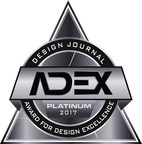 Wellborn Cabinet, Inc. Wins Platinum and Silver ADEX Award For 2017