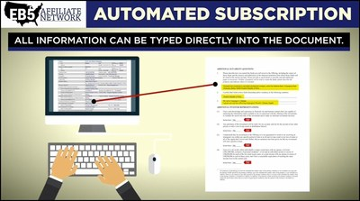Automated EB-5 Project Subscription Agreement