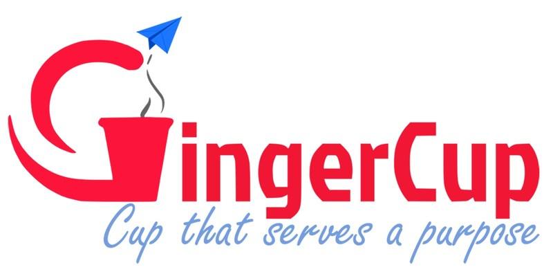 GingerCup Logo (PRNewsfoto/GingerCup)