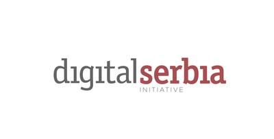 "Logo ""Digital Serbia"" (PRNewsfoto/Ringier Axel Springer)"