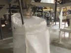 Lithium Carbonate being produced at Enirgi Group's DXP Demonstration Plant, Salar del Rincon (CNW Group/LSC Lithium Corporation)