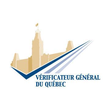 Logo : Vérificateur Général du Québec (Groupe CNW/Vérificateur Général du Québec)