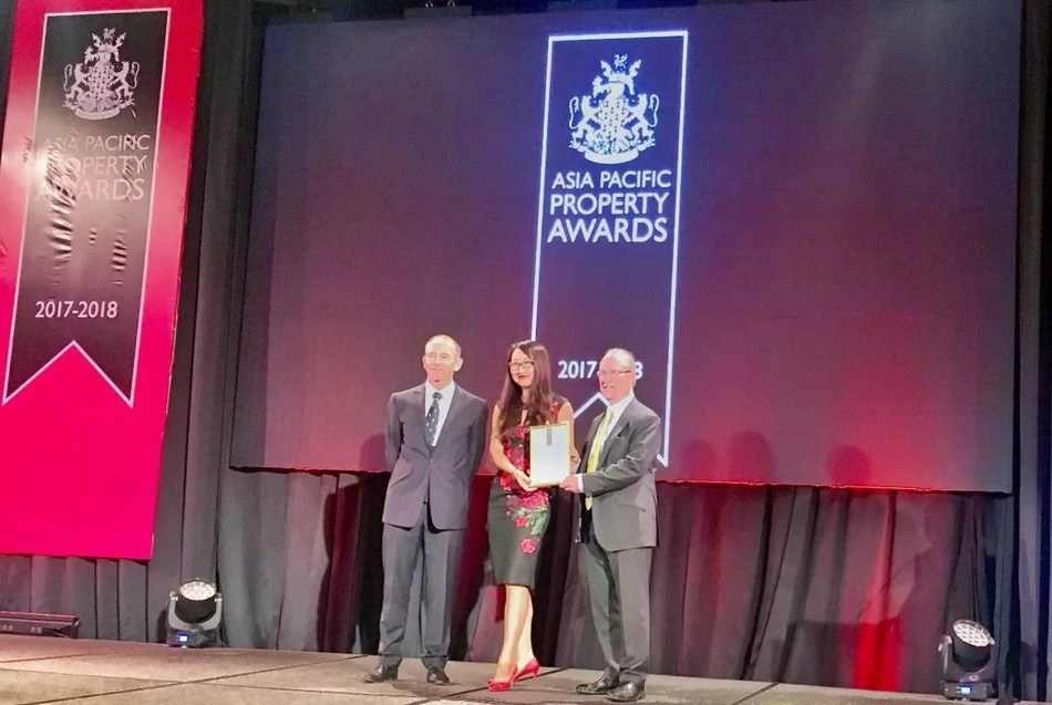 Asia Pacific Property Awards Ceremony