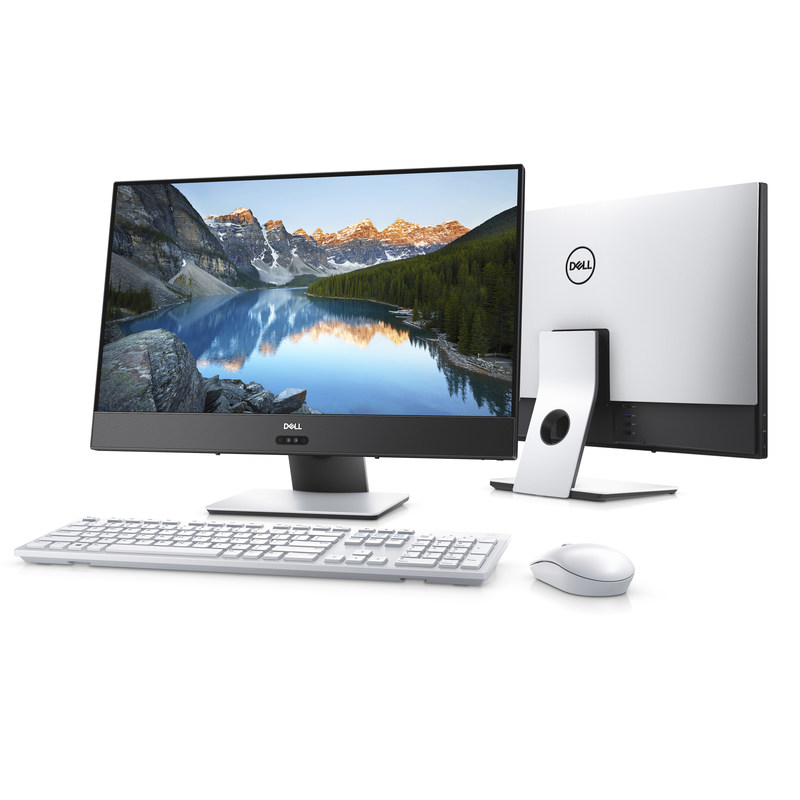 The new Dell Inspiron 24 5000 AIO is designed to be the best All-in-One for video streaming and multimedia experiences and comes with SmartByte technology, InfinityEdge IPS FHD touch display, the latest 7th Gen AMD processors and AMD Polaris RX500 graphics.
