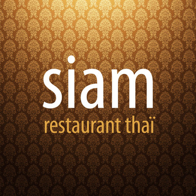 Logo : Siam restaurant thaï (Groupe CNW/Groupe Satori Inc.)