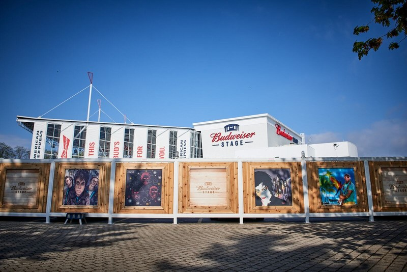 Budweiser Stage opens after significant upgrades featuring faster service, easier access and greater choice (CNW Group/Budweiser Canada)