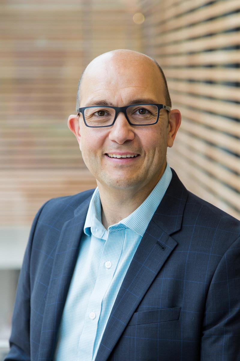 Newly appointed President and CEO of Intellitix, Carlo Chiarello (CNW Group/Intellitix)