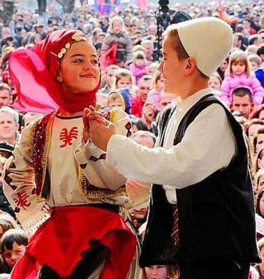 Traditional Albanian dancers from all over the USA will be performing