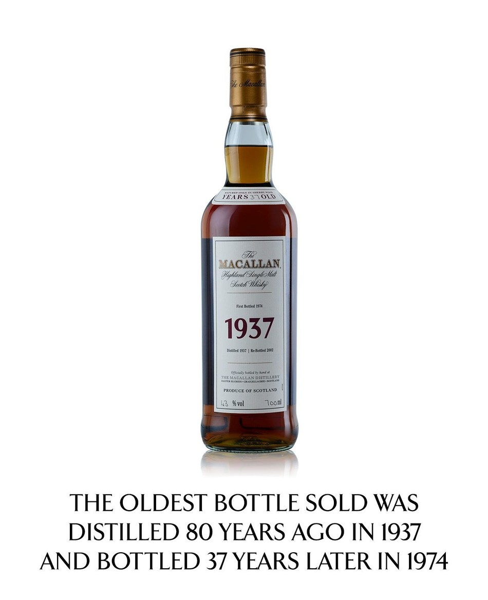 The Macallan Fine and Rare 1937 (PRNewsfoto/Le Clos)