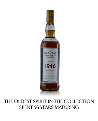 The Macallan Fine & Rare 1946 (PRNewsfoto/Le Clos)