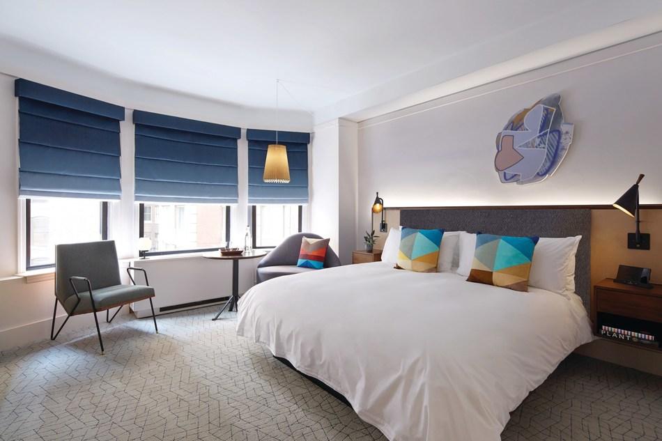 The James New York - NoMad Hotel (PRNewsfoto/The James New York-NoMad)